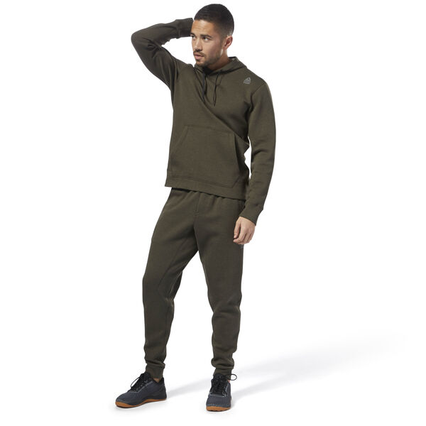 Reebok CrossFit Double Knit Jogger Green D94874