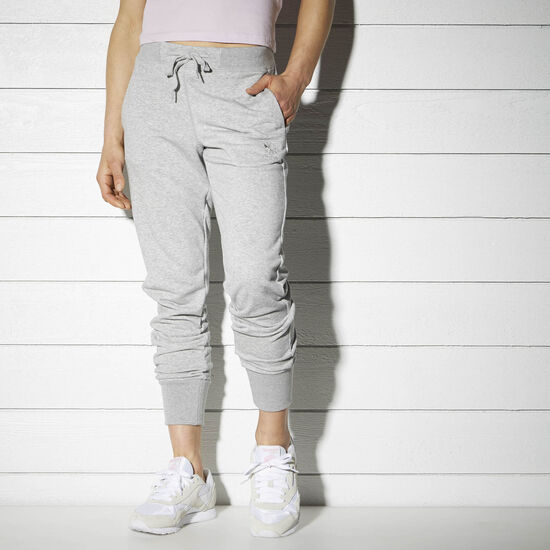 Reebok - Reebok Sweatpant Medium Grey Heather BK2490