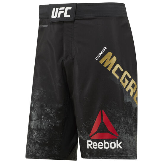 Reebok - UFC Fight Night McGregor Octagon Shorts Black CF0309