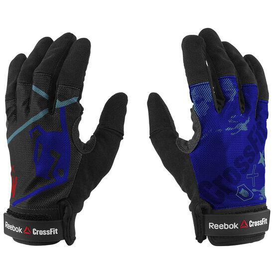 Reebok - Reebok CrossFit Training Gloves Acid Blue CD7267