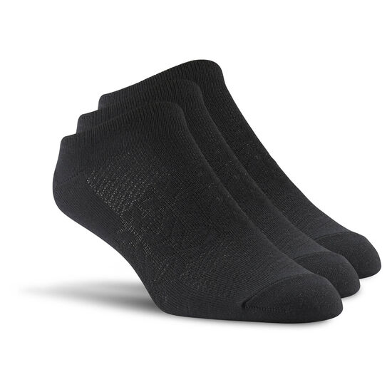 Reebok - Reebok CrossFit Inside Thin Sock - 3 pair Black AY0519