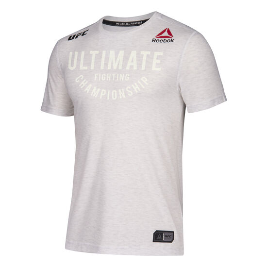 Reebok - UFC Fight Night Walkout Jersey Chalk DM5168