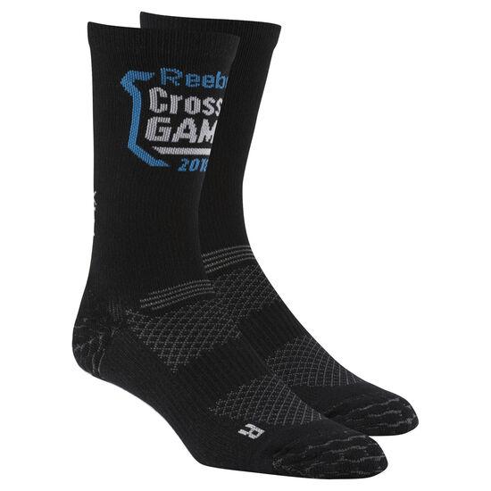 Reebok - Reebok CrossFit Engineered Crew Socks Black DN1536