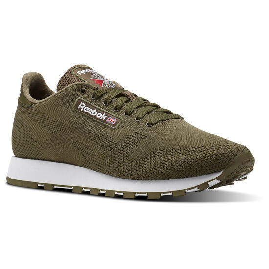 Reebok - Classic Leather ULTK Army Green/White CM9878