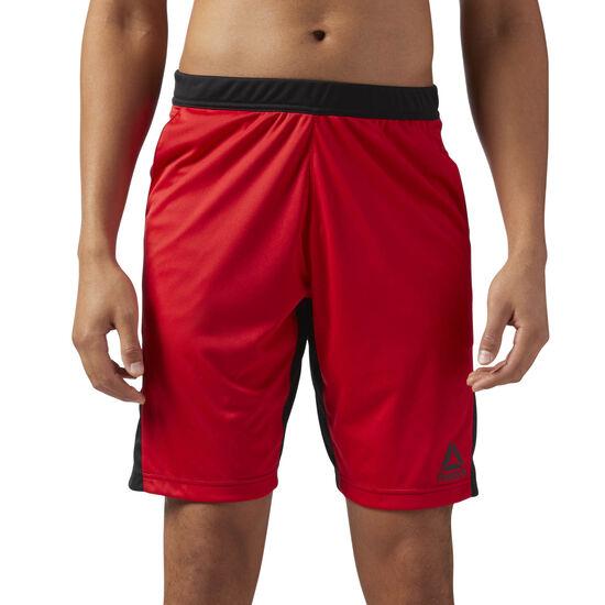 Reebok - Speedwick Knitted Shorts Primal Red CF2962