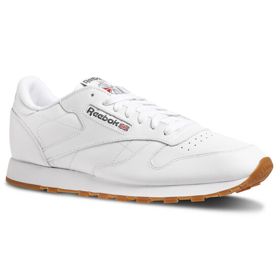 Reebok - Classic Leather Intense White/Gum 49799