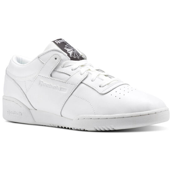 Reebok - Workout Lo Clean ID White/Coal BS9831