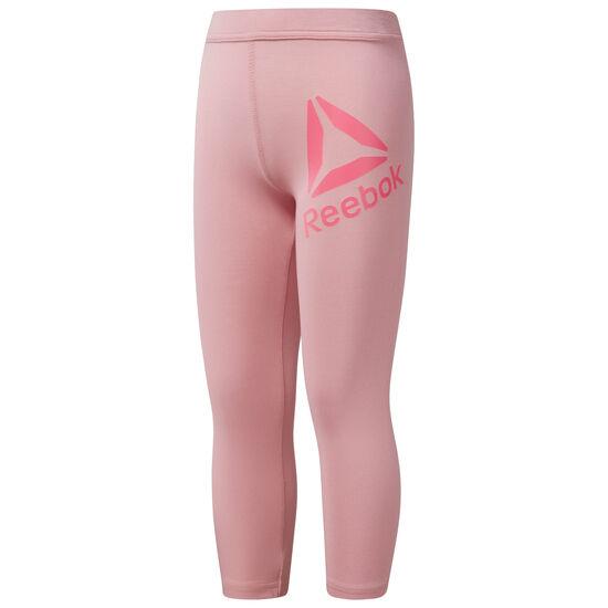 Reebok - Comfort Cotton Leggings Squad Pink CF4296