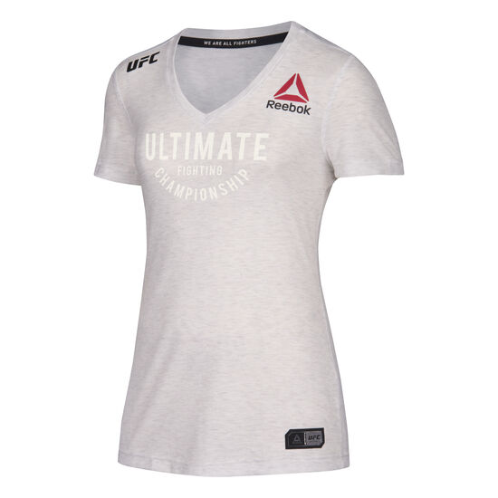 Reebok - UFC Fight Night Champ Walkout Jersey Chalk DM5171