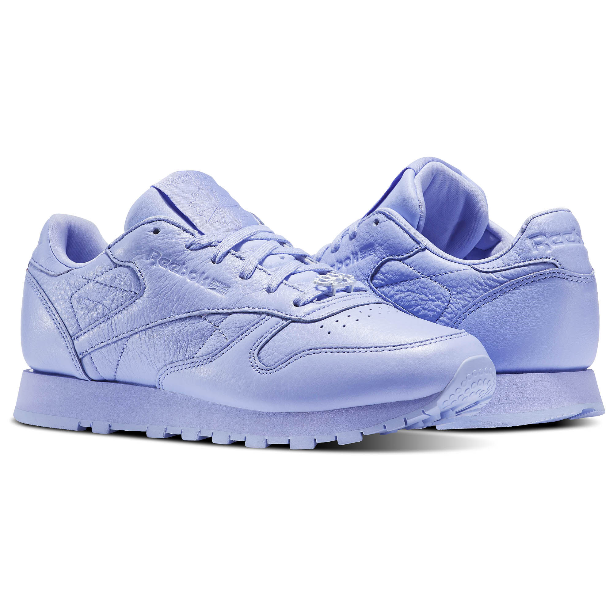 Reebok - Classic Leather Melted Metals Lilac Glow/Sleek Met BS7913