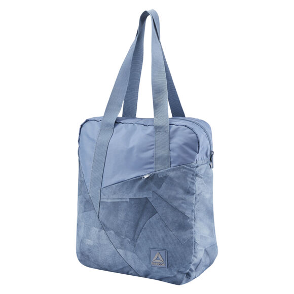 Reebok - Women's Foundation Graphic Tote Bunker Blue D56075