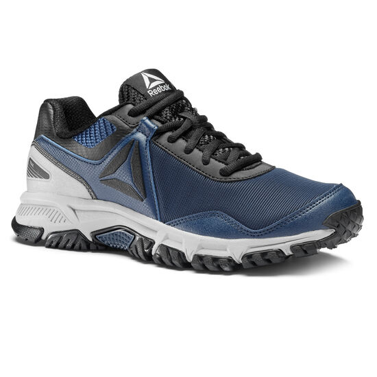 Reebok - Reebok Ridgerider Trail 3.0. Bunker Blue/Black/Tin Grey CN3487
