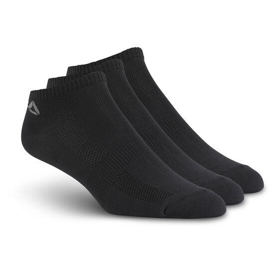 Reebok - Reebok ONE Series Socks - 3pack Black/Black/Black/Tin Grey BP6231