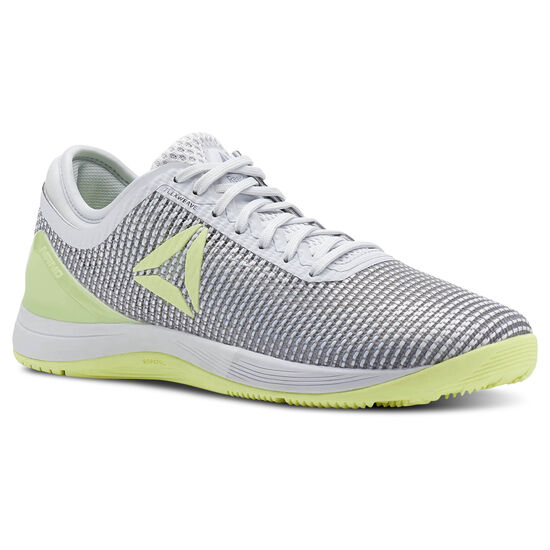 Reebok - Reebok CrossFit Nano 8 Flexweave Spirit White/Cool Shadow/White/Lemon Zest CN2979