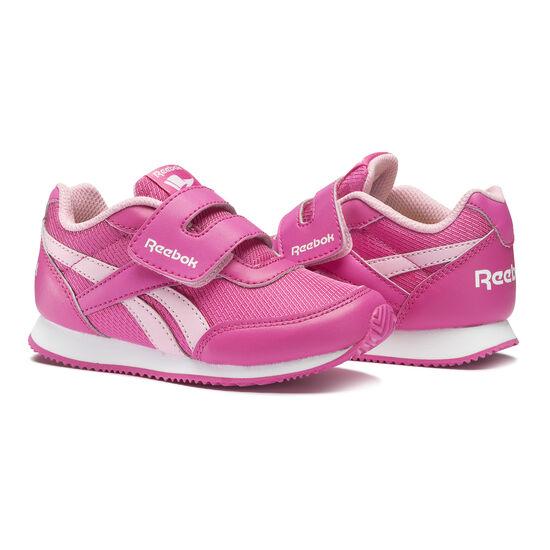 Reebok - Reebok Royal Classic Jogger Charged Pink/Charming Pink/White BS8723