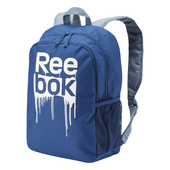 Reebok - Kids Foundation Backpack Bunker Blue DA1253