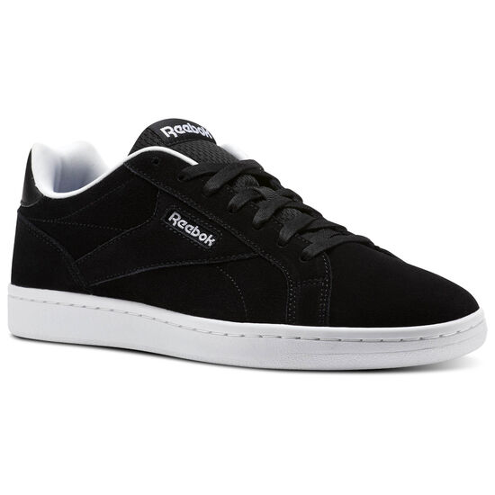 Reebok - Reebok Royal Complete Clean LX Black/White CN0432