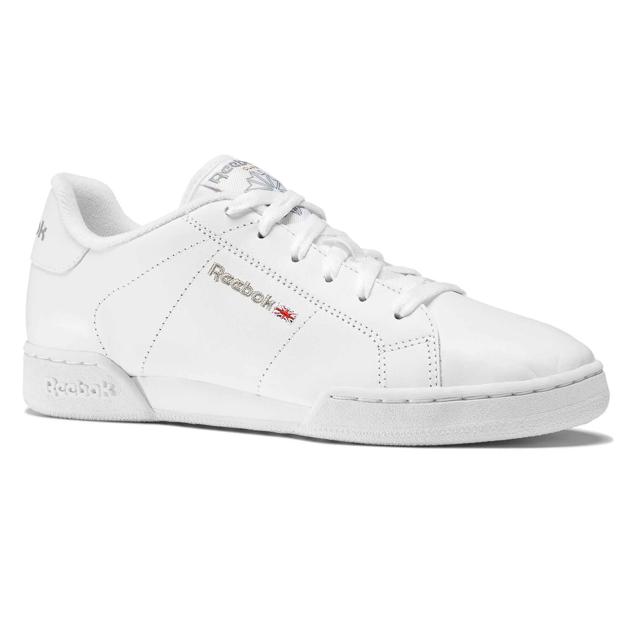 Reebok Classic NPC II - Trainers - white Bbqkqq