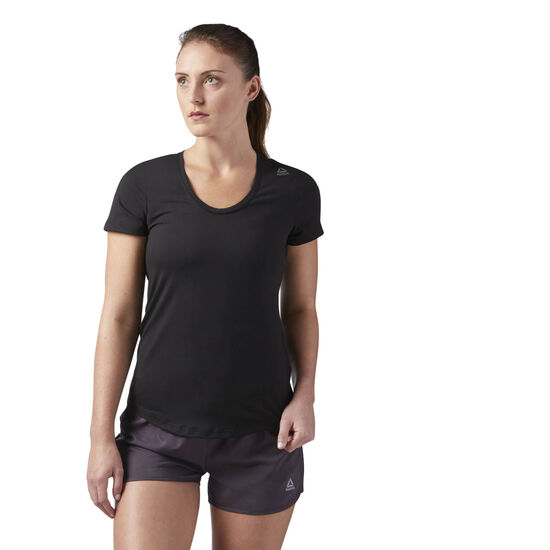 Reebok - Workout Ready Speedwick Tee Black CD5963