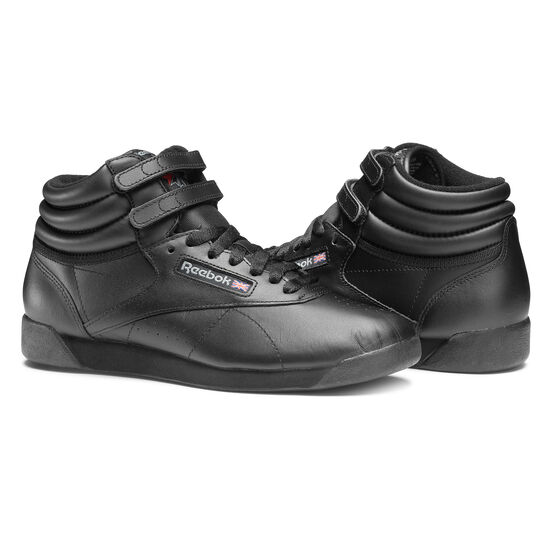 Reebok - Freestyle Hi Intense Black 2240