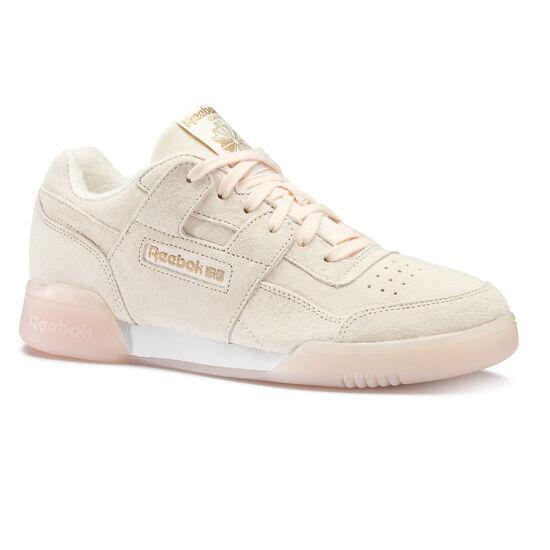 Reebok - Workout Plus ICE Pale Pink/White/Rose Gold CN5835