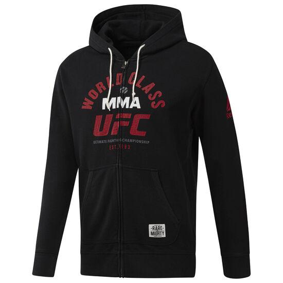 Reebok - UFC R & M Hoodie Black CE0144