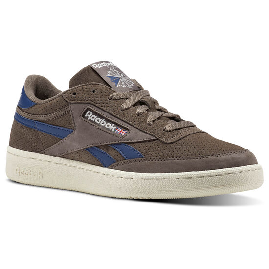 Reebok - Revenge Plus PN Brown/Smoky Taupe/Washed Blue/Chalk/Excellent Red CM8799