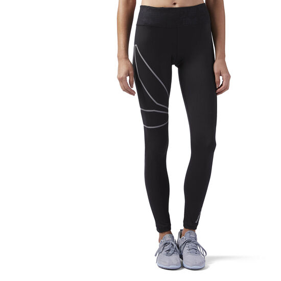 Reebok - Long Leggings Black BQ9996