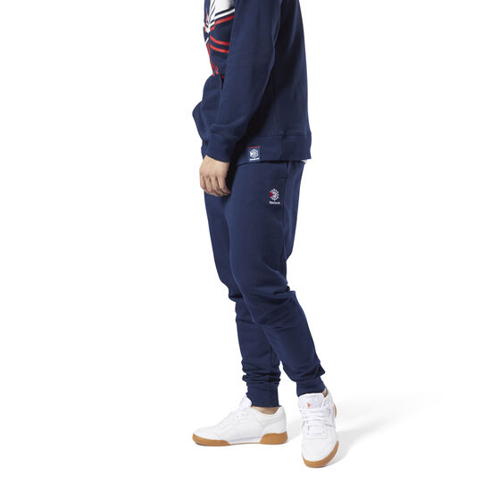 Reebok - Classics French Terry Sweatpants Collegiate Navy DH2079