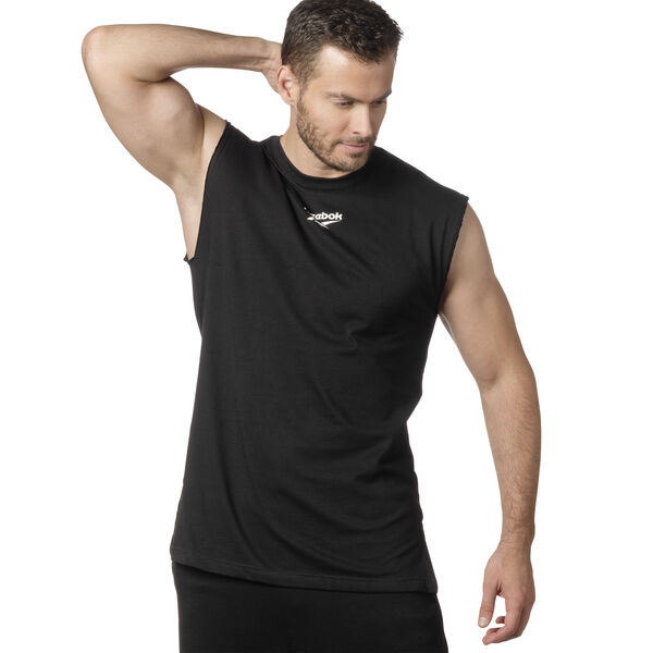 Hush Graphic Short Sleeve Tee Black DU2768