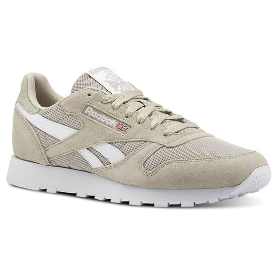 Reebok - Classic Leather Estl-Parchment/White CN5016
