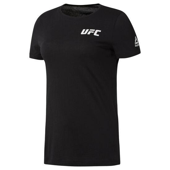 Reebok - UFC Logo Tee Black CY7314