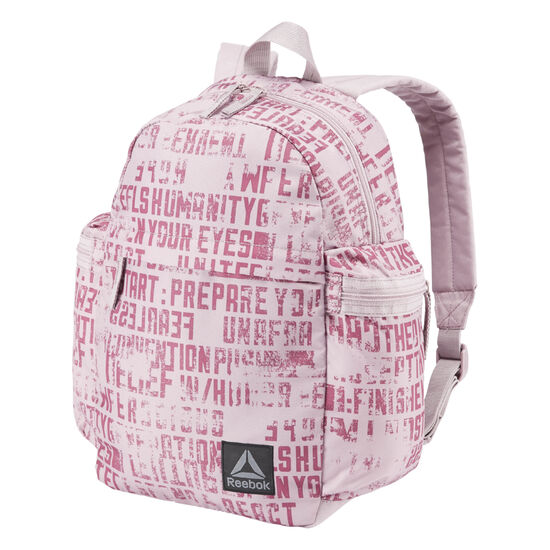 Reebok - Kids Graphic Backpack Infused Lilac DA1774