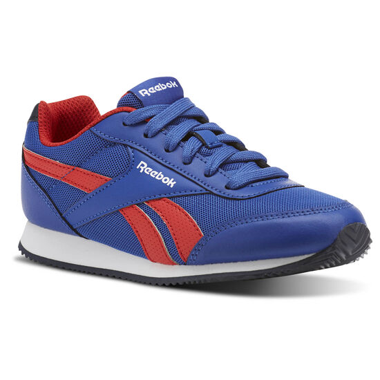 Reebok - Reebok Royal Classic Jogger 2.0 Collegiate Royal/Primal Red/Navy CN1334