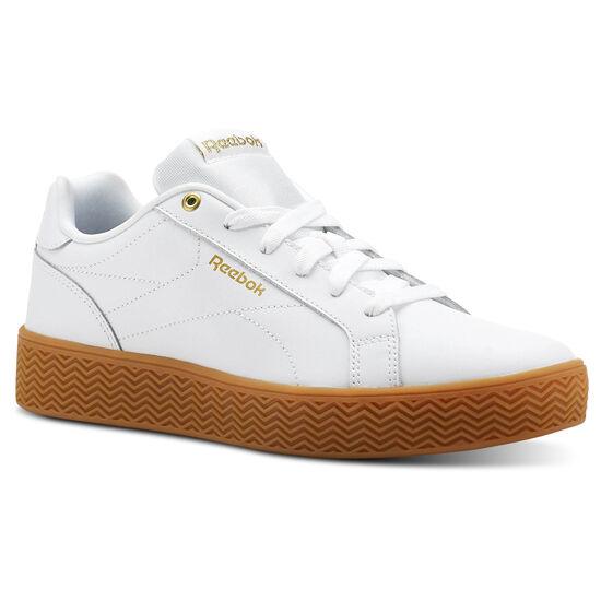 Reebok - Royal Complete Clean White/Gold Metallic/Gum CN3238
