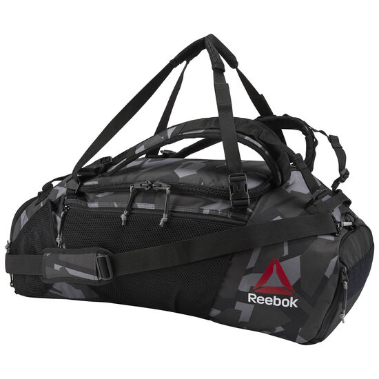 Reebok - UFC Ultimate Fan Convertible Grip Duffle Bag Black BR4601