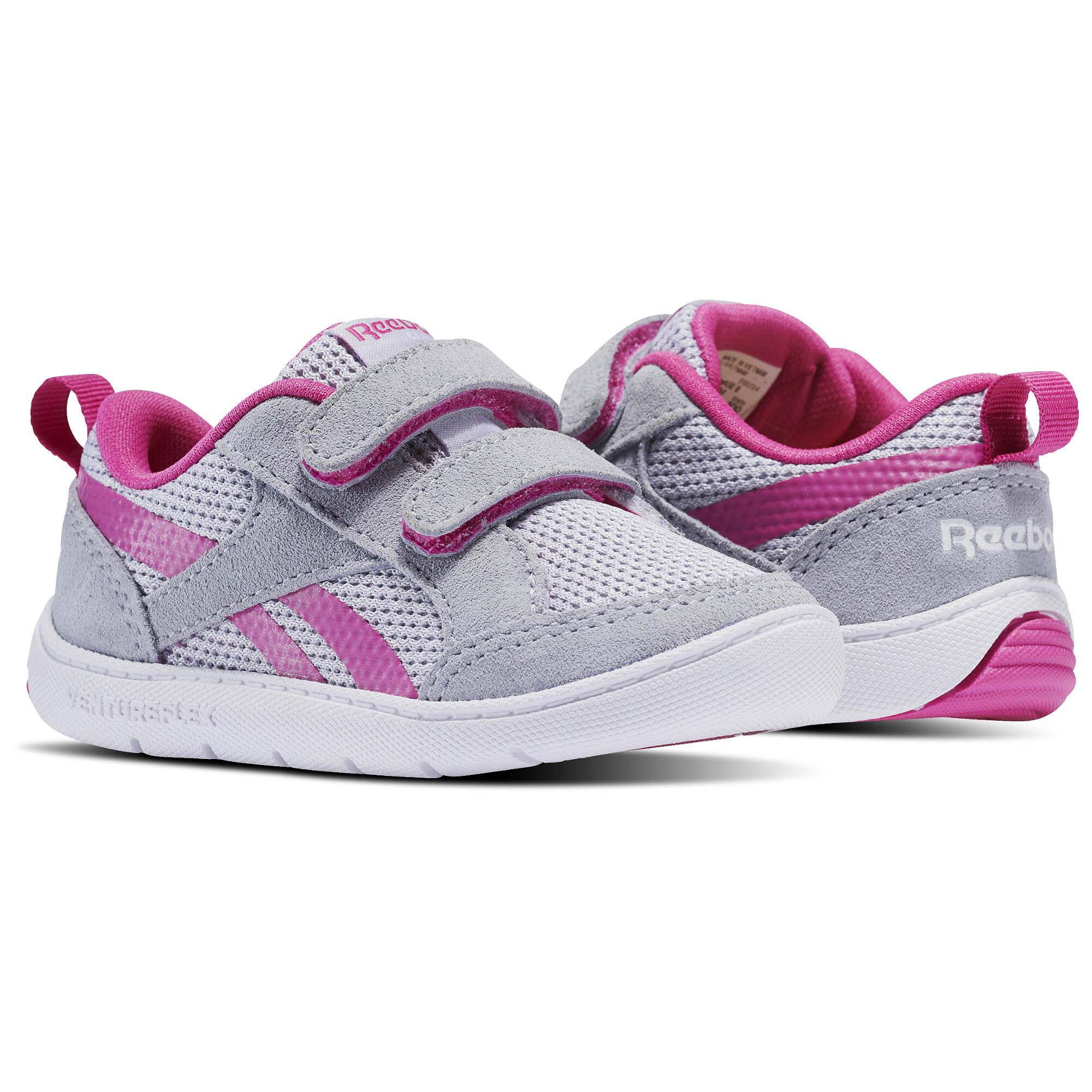 Reebok Sport Ventureflex Pinkcoaltealwht Black-Pink-White Boy