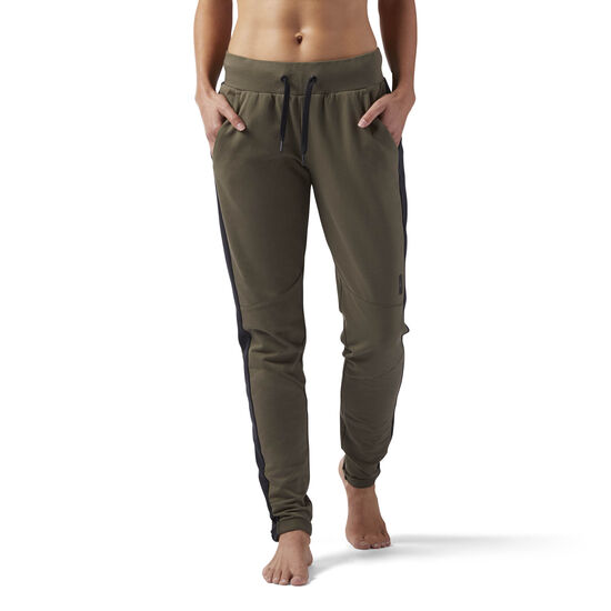 Reebok - Training Supply Slim Jogger Army Green CD3863