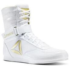 8d0dda206f61e Reebok - Reebok Boxing Boots White Gold CN5080