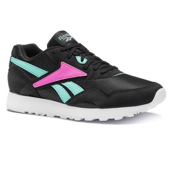 Reebok - Rapide OG SU Black/Turquoise/Pink/White CN6003