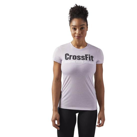 Reebok - Reebok CrossFit Speedwick F.E.F. Tee Quartz-Ash CF5768
