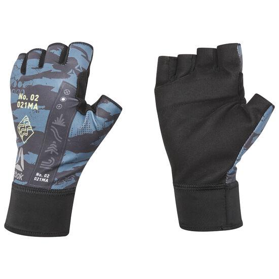 Reebok - Obstacle Terrain Racing Gloves Blue/Black CE4123