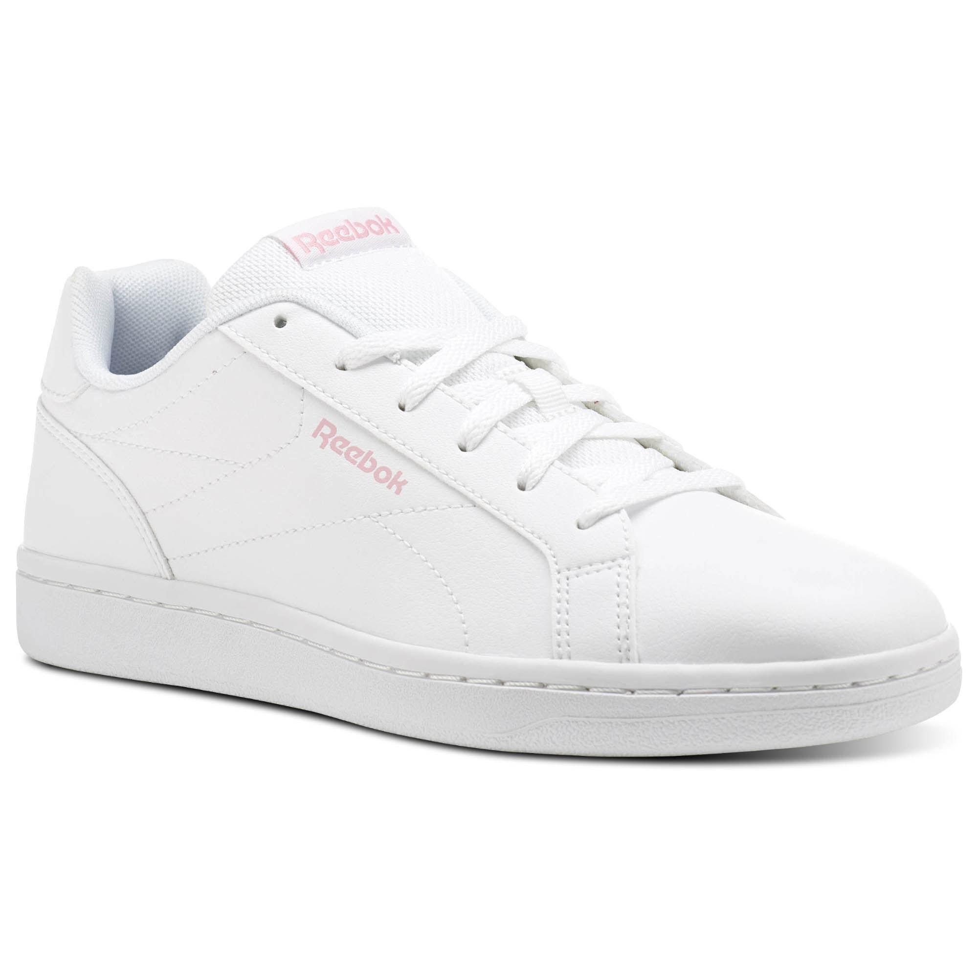 Reebok - Reebok Royal Complete Clean White/Light Pink CN0463