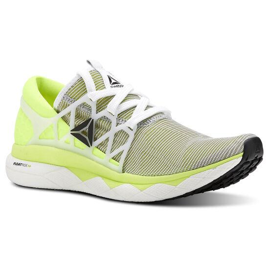 Reebok - Reebok Floatride Run Flexweave White/Solar Yellow/Black CN5236
