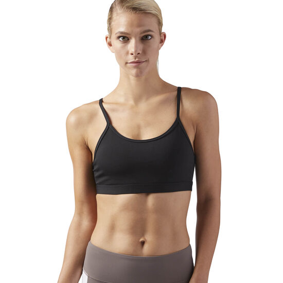 Reebok - Reebok Hero Rebel Padded Bra Black CE4638