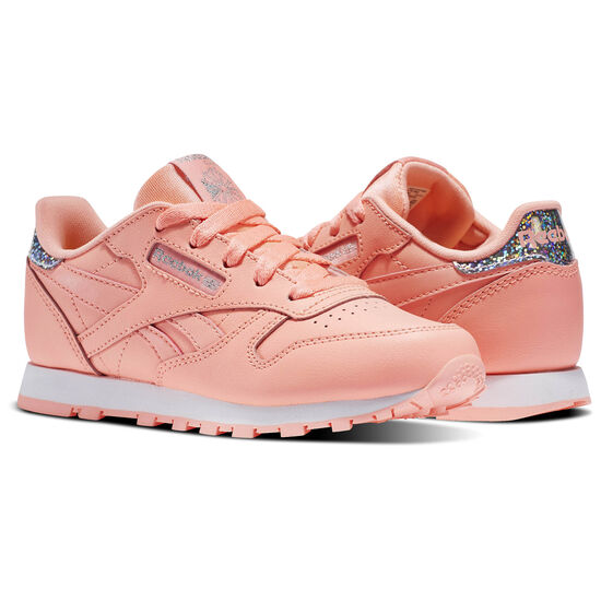 Reebok - Classic Leather Pastel - Nursery School Orange/Sour Melon/White BS8982