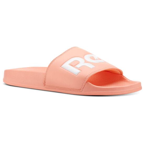 Reebok - Reebok Classic Slide Splt-Digital Pink/White CN4188