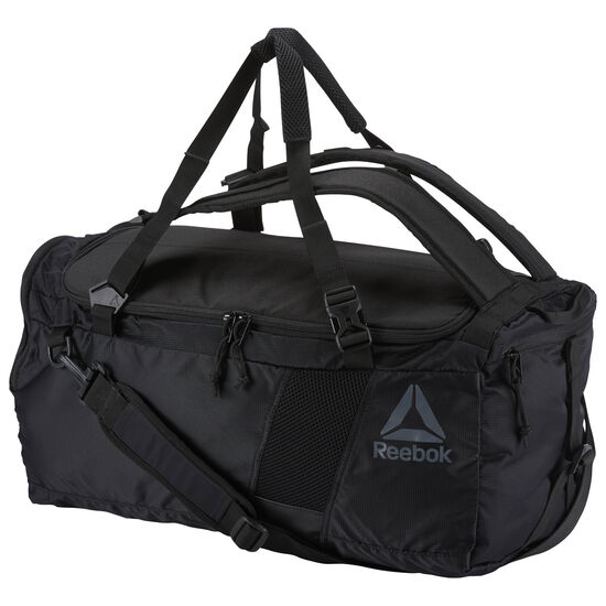 Reebok - Convertible Grip Bag Black CF7472