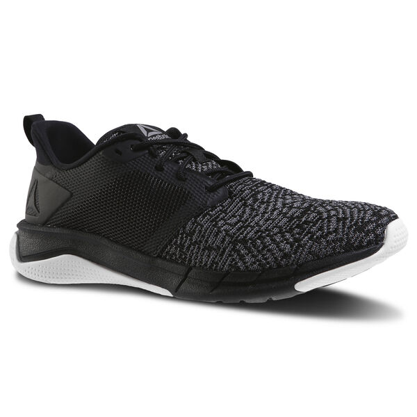 Reebok Print Run 3.0 Black CN2504