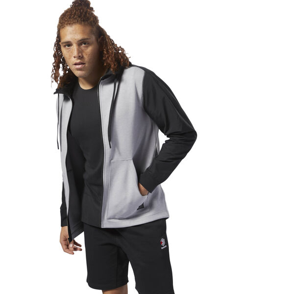 Training Supply Hoodie Grey CY4914